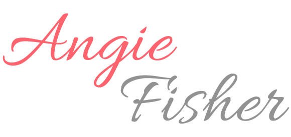 Angie M Fisher Logo